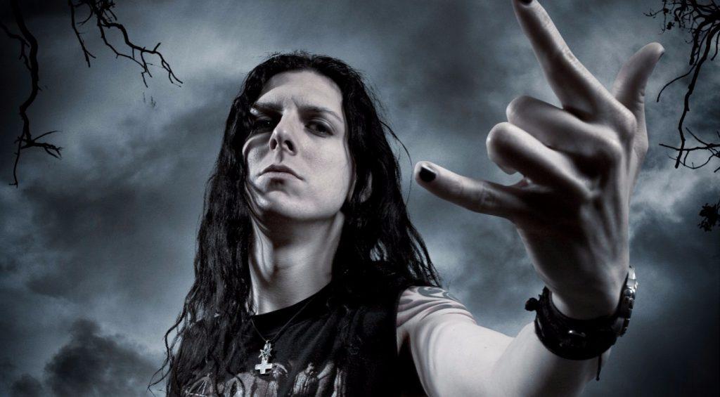 andrew o'neill - heavy metal Lancaster